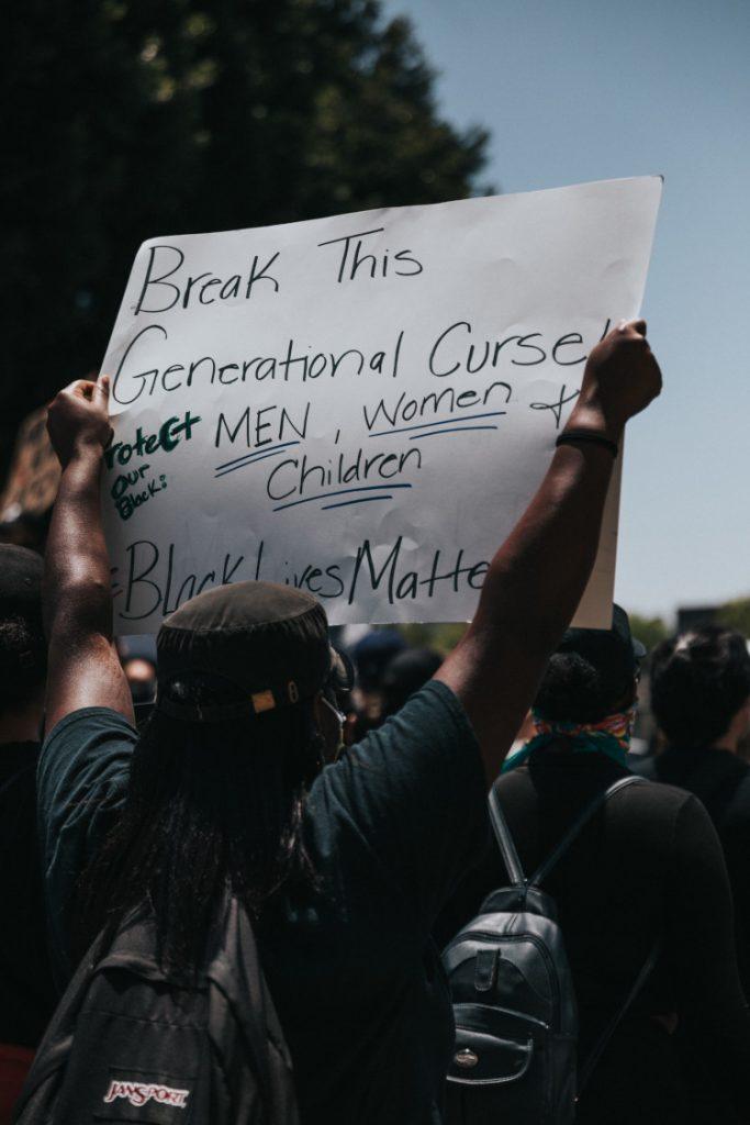 BlackLivesMatterDemonstration